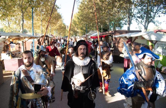 Mercado Cervantino 2021 de Alcalá de Henares: programación día a día