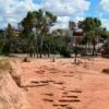 Descubren en Guadalajara restos de la antigua muralla andalusí y un cementerio tardomedieval