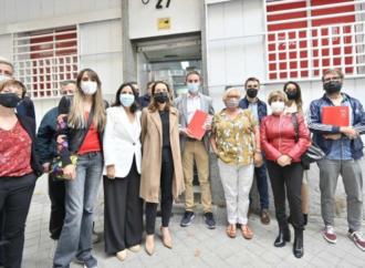 PSOE-M: la candidatura de Juan Lobato a la Secretaría General presenta más de 4.000 avales de militantes madrileños